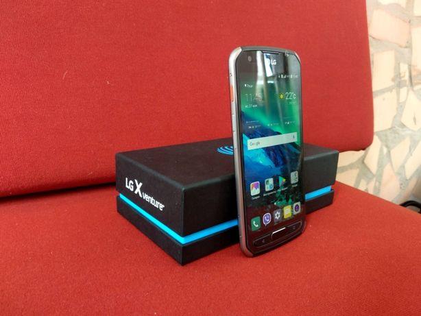 Супер защищенный смартфон LG X Venture.