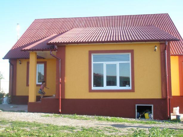 Фасадні роботи, утеплення будинків