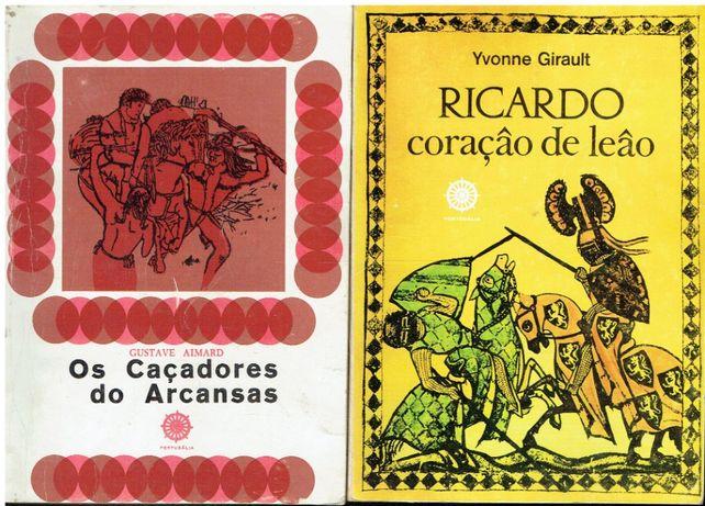 8040 - Colecção Biblioteca dos Rapazes da Portugália Editora
