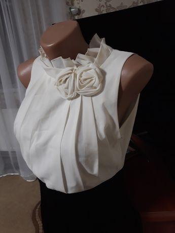 Платье атласное 2 модели 46-48