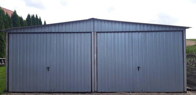 Garaż blaszany/blaszak