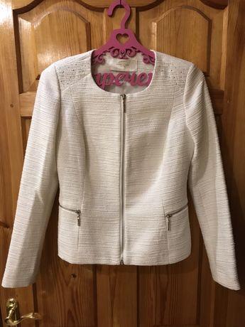Пиджак белый Reserved