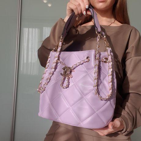 Женская сумка CHANEL бочонок новая
