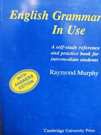 """English Grammar In Use"""