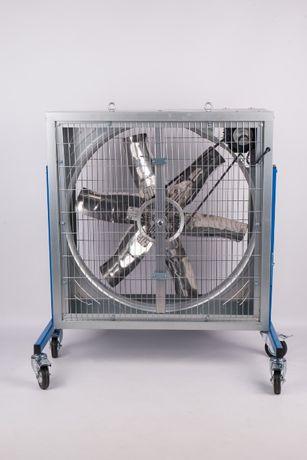 Wentylator, mieszacz powietrza - obora, hala udojowa - 90cm