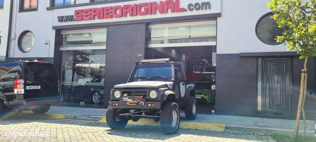 Suzuki Samurai 1.6i  100cv