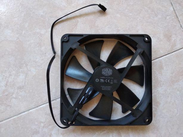Ventoinha 120mm Cooler Master