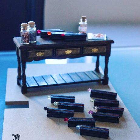 15 Caixas de varinhas mágicas para as suas miniaturas fantasy