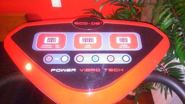 Plataforma Vibratória Eco Tech