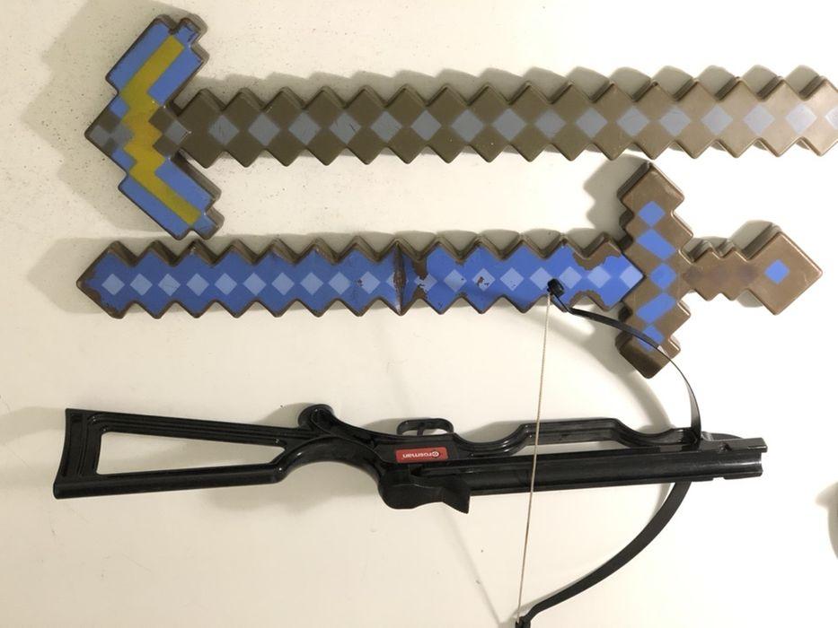 Коллекция Minecraft оружие Одесса - изображение 1