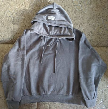 Толстовка Fear of God x Nike Double Hood Hoodie Худи Найк FOG