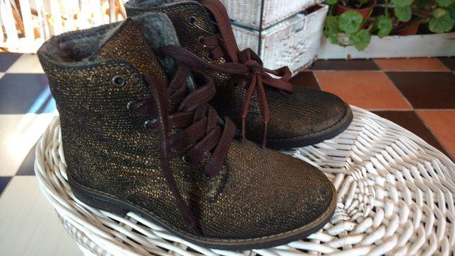 Ботинки, теплые, зимние