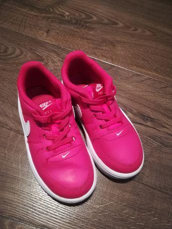 Nike Force 1 '18 różowo-białe  Gwarancja