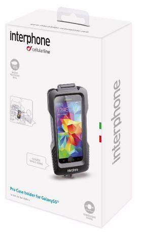 Interphone Pro Case para iPhone 6 e Samsung Galaxy S5