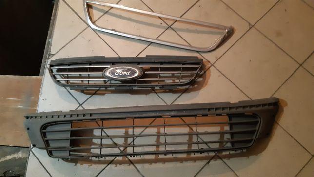 Ford galaxy Mk3 Lift chłodnica grill gril orgin osłona kratka zderzaka