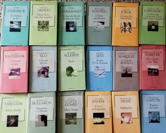 Livros da coleção Mil Folhas   Público