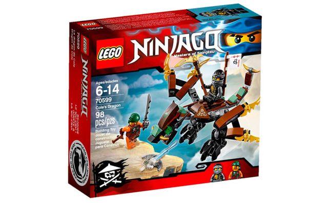 Конструктор Lego Ninjago Дракон Коула