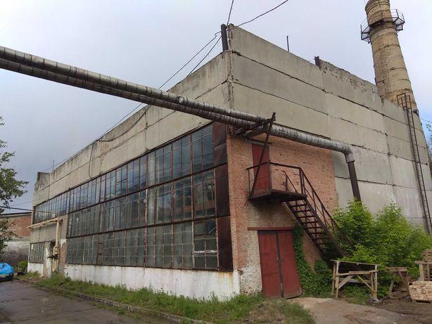 Отдельно стоящее здание под склад/производство