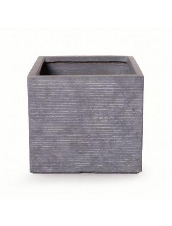 Donica z lekkiego betonu ST01A 22x20 Mrozoodporna