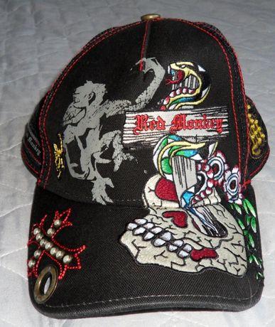 RED MONKEY czapka bejsbolówka