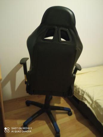 Krzesło gemingowe wygodne dla graczy