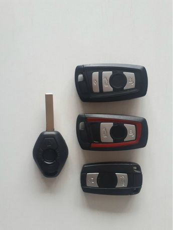 Dorabianie Kodowanie Pilota Klucza Kluczy Kluczyków BMW EXX i FXX