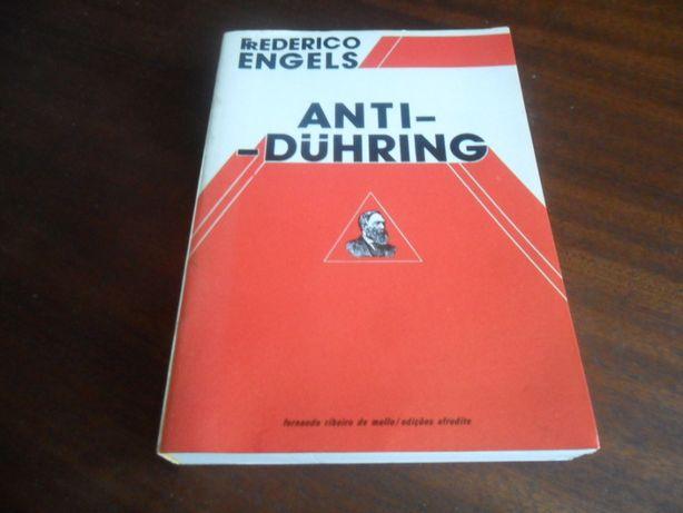 """Anti-Dühring"" de Frederico Engels - AFRODITE"