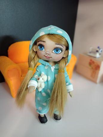 Кукла ручной работы / лялька текстильна
