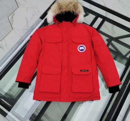 Пуховик, парка, куртка Canada Goose Expedition! Оригинал!