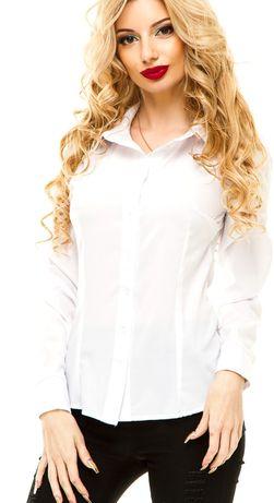 Продам белую классическую рубашку