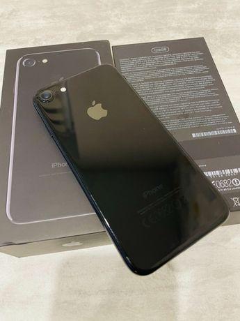 Айфон iPhone 7 jet black 128 gb