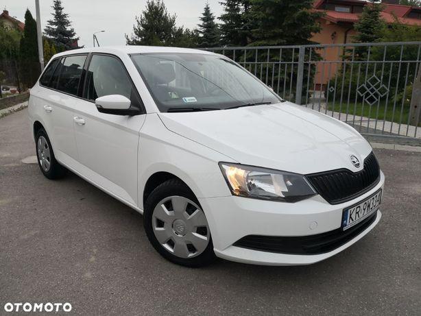Škoda Fabia bezwypadkowy salon PL F VAT23%