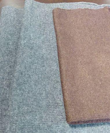 Набор остатков тканей для рукоделия
