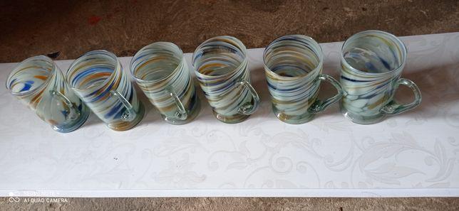 Кружки-стаканы новые