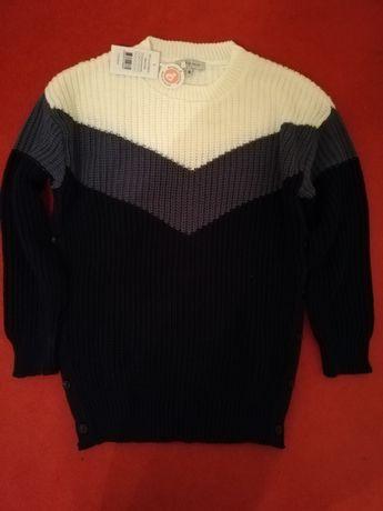 Nowy sweter roz. M