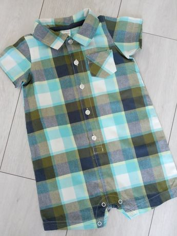 Ромпер песочник бодик Carter's футболка майка шорты
