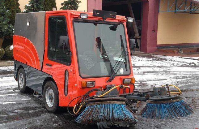 Уборочная машина Hako city master 1800 tdi