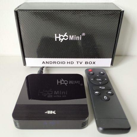 Box 4K Android 9   1+8G (2+16G)   5G