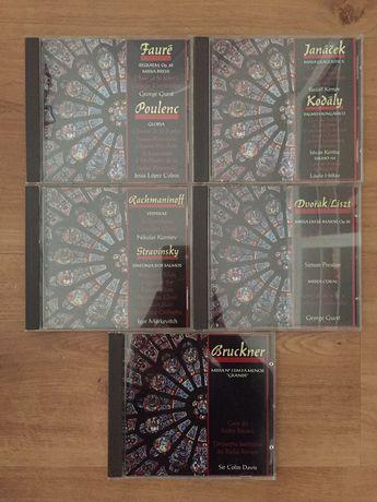 Coleção 5 CDS música clássica