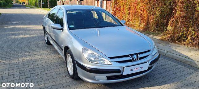Peugeot 607 1 Wł. W Kraju 2.2 Hdi Skóry Climatronic Sprawny