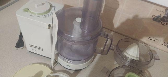 Кухонний комбайн braun
