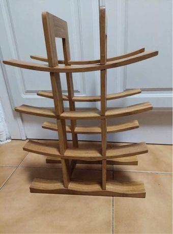 Garrafeira bambu