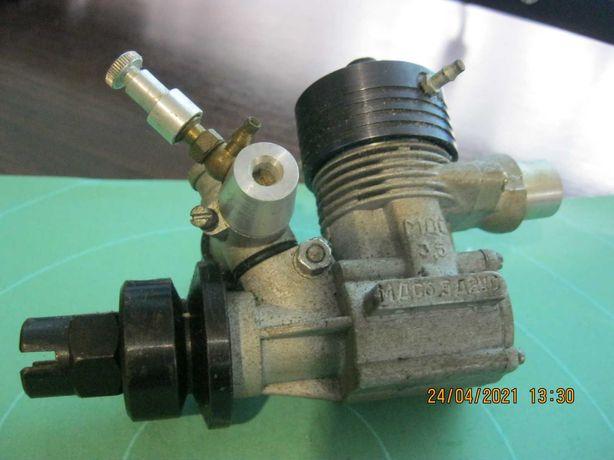 микродвигатель мдс 3.5 судомодельный новый .