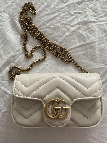 Gucci marmont super mini jak oryginal biala