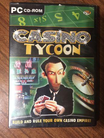 Jogo PC Casino Tycoon - novo e embalado