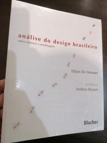 Analise do design brasileiro - entre mimese e mestiçagem
