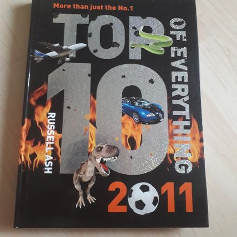 Top 10 of everything 2011, More than just the No.1, Album, ANGIELSKI