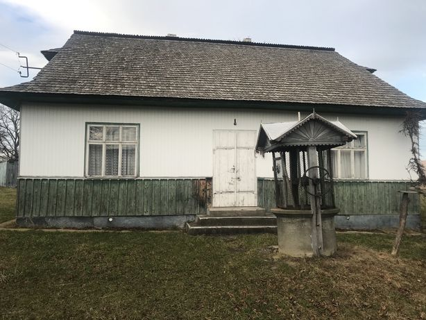 Продам будинок в селі Баня Березів
