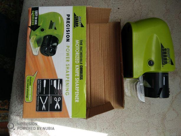 Электрическая точилка для кухонных ножей