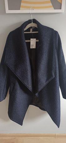 Wiosenny płaszcz H&M r. 36